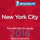Guide Michelin New York City 2016